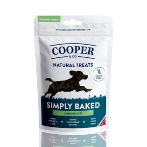 Cooper & Co Simply Baked Treats