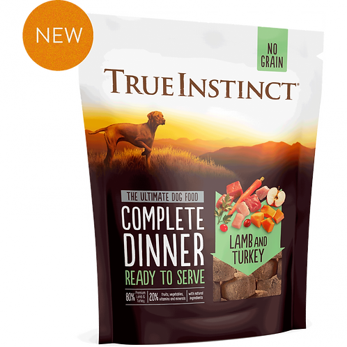True Instinct Freeze-dried Complete Food