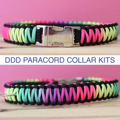 King Cobra Paracord Collar Making Kit