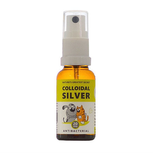 Colloidal Silver Sprays & Droppers