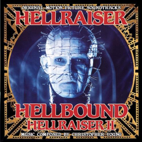 Hellraiser Original Motion Picture Soundtracks NEW