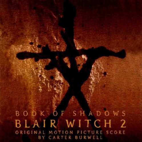 Book of Shadows, Blair Witch 2 CD Soundtrack USED