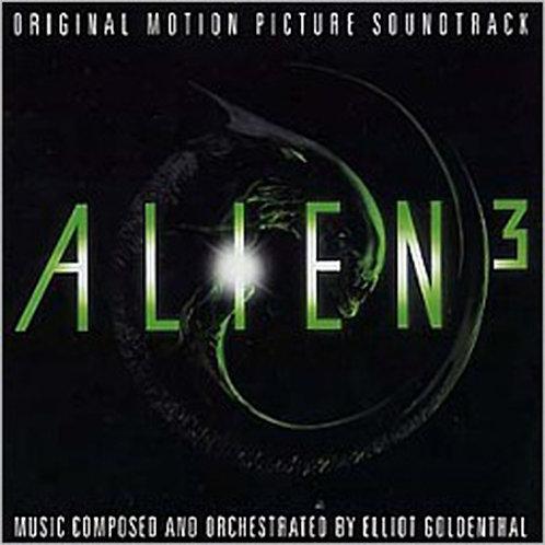 Alien 3 CD Soundtrack 1992 (Used)