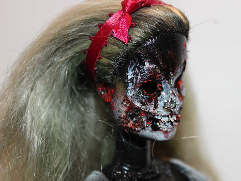 Zombie Barbie - Dark Green