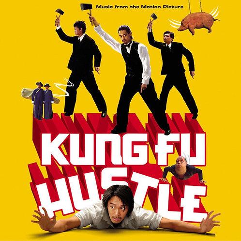 Kung Fu Hustle CD Soundtrack 2005 (Used)