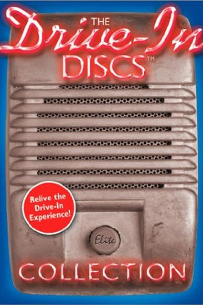 The Drive-In Discs Collection DVD 2003 (New)
