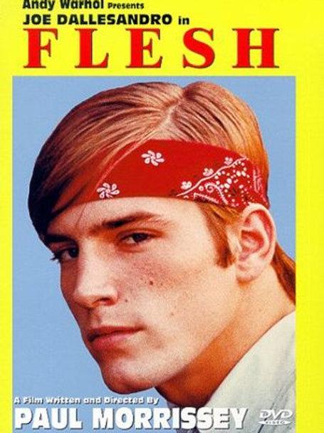 Flesh DVD 1998 (Used)