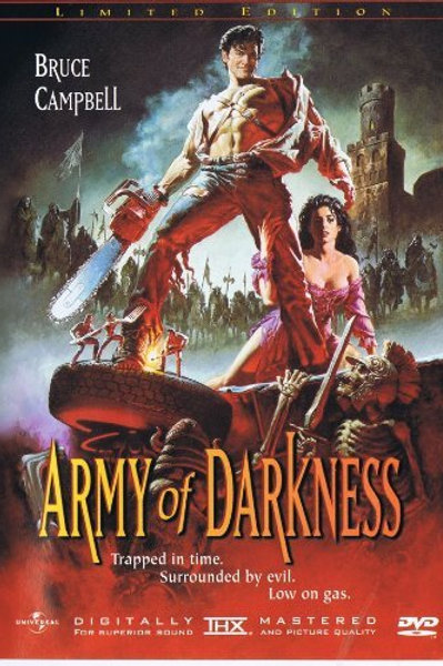 Army of Darkness Special Edition DVD (Used)