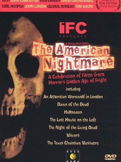 The American Nightmare DVD 2003 (Used)