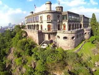El único castillo Real en América está en CDMX EL CASTILLO DE CHAPULTEPEC