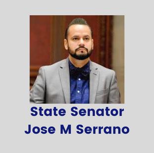 Senator Jose Serrano
