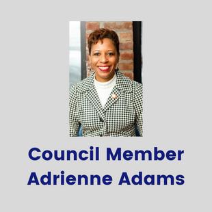 Council Member Adrienne Adams