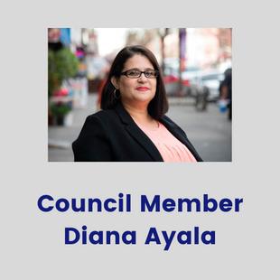 Council Member Diana Ayala