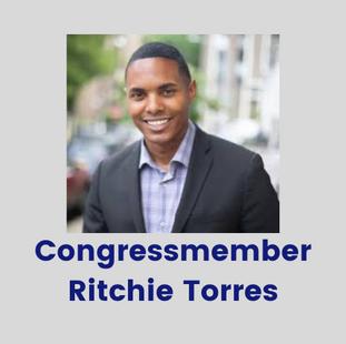 Congress Member Ritchie Torres