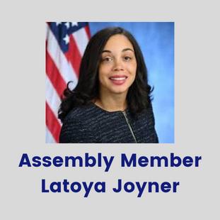 Assembly Member Latoya Joyner