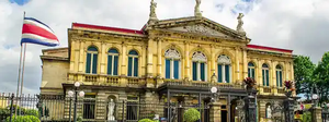 The National Theatre of Costa Rica is Costa Rica's national theatre, located in the central section of San José.