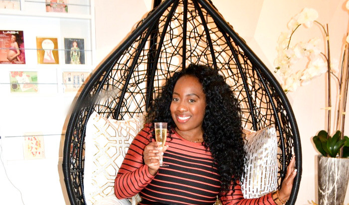 High Heels & Good Meals stylish Blogger, Trice, talks everything Nice about LASH!