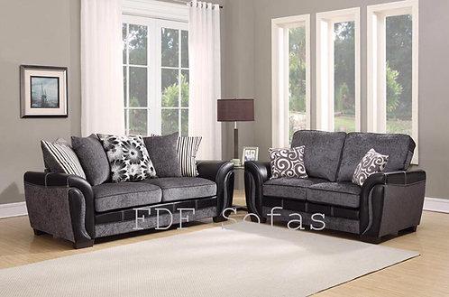 Shannon 3+2 Sofa