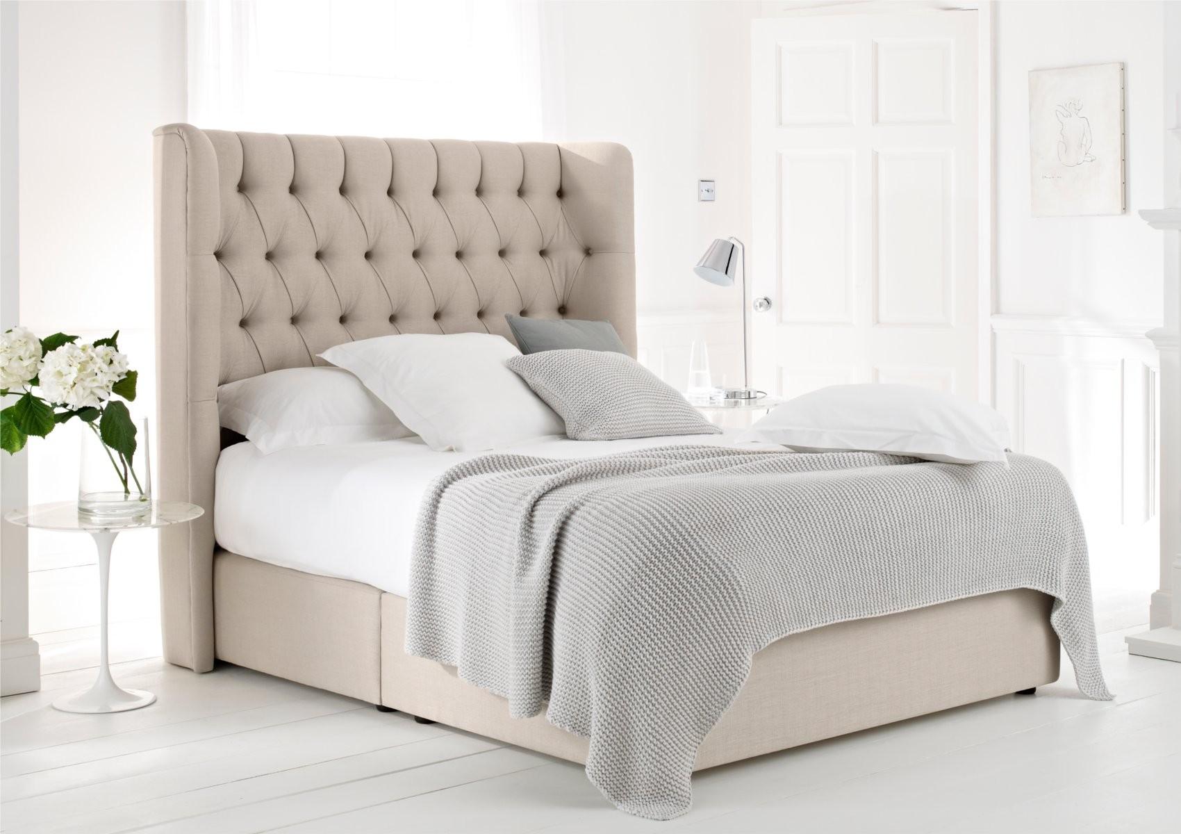 Bespoke Upholstered Bed Frame