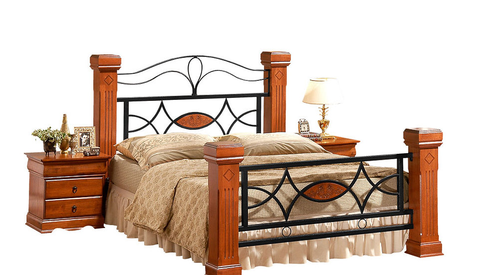 The Omega Bed