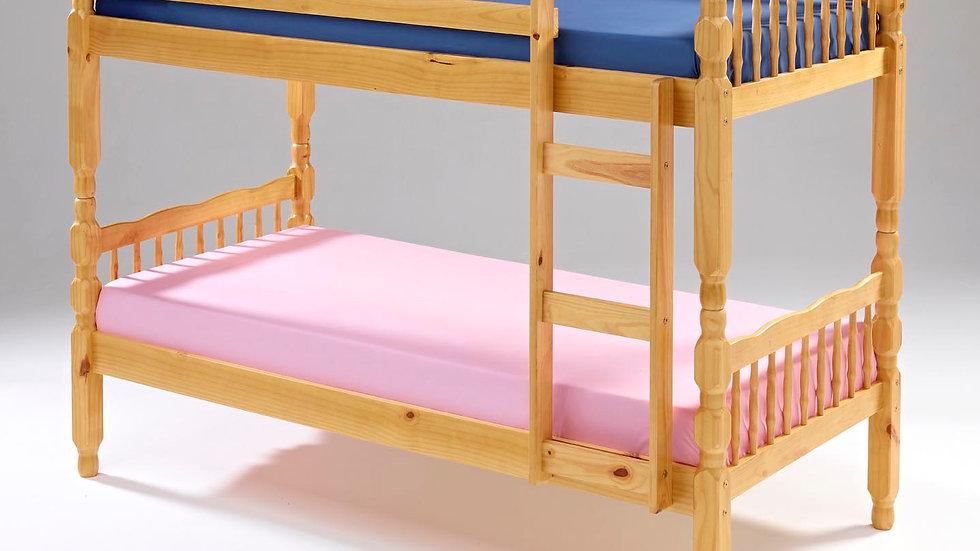 Cuban Pine Bunk Bed
