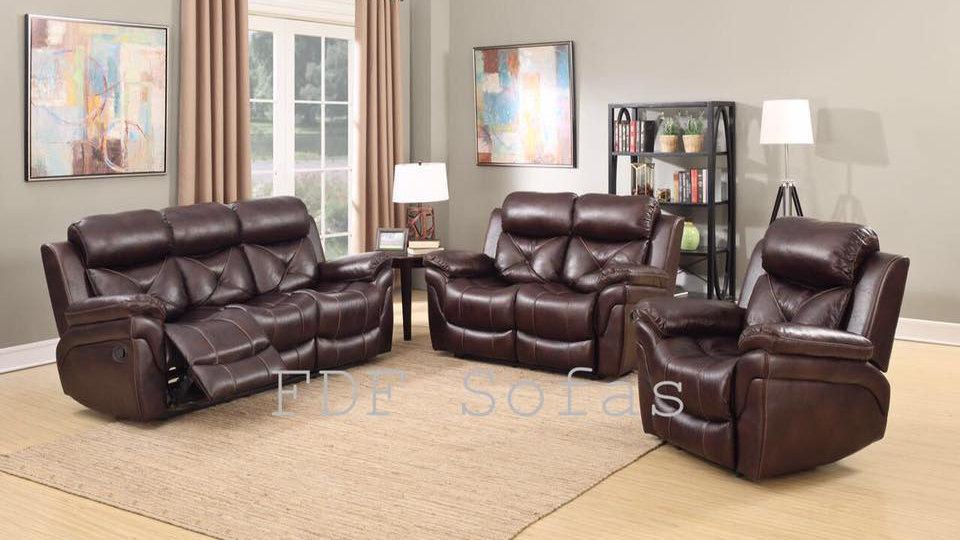 Gio Recliner Sofa 3+2 Seater