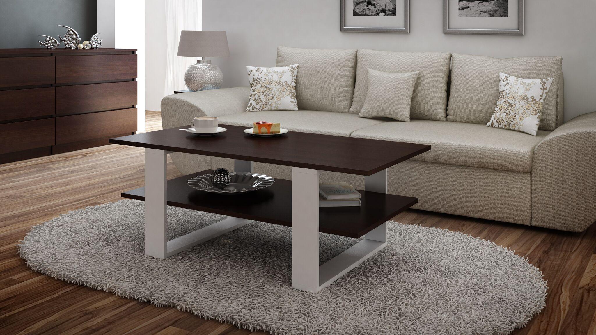 Martina Coffee Table (Wenge)