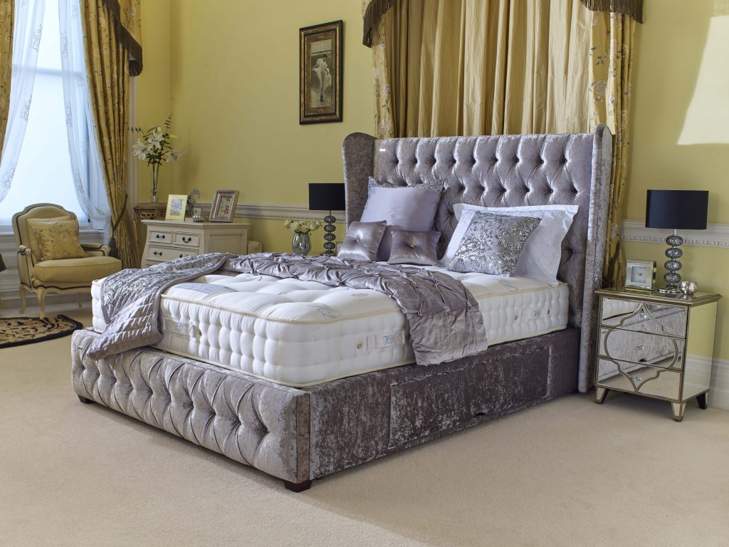 The Hilary Bed