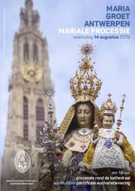 Maria groet Antwerpen 2019