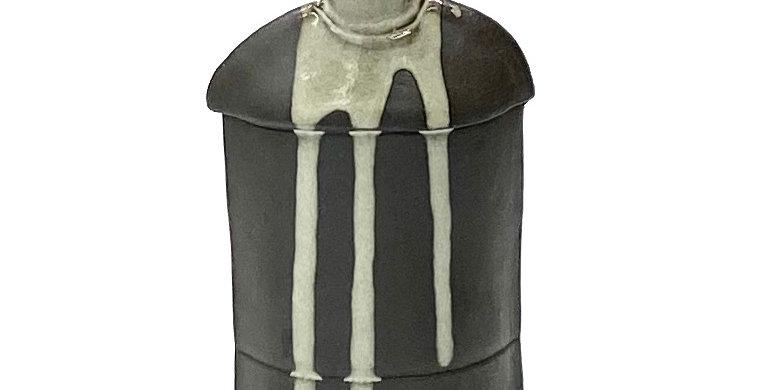 Milky Vase/Flask