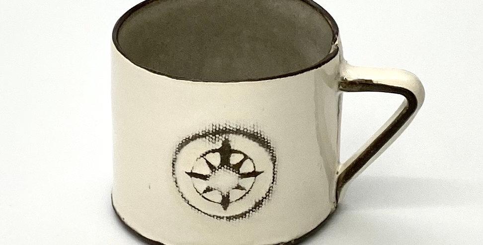 Snow Belt Compass Shorty Mug