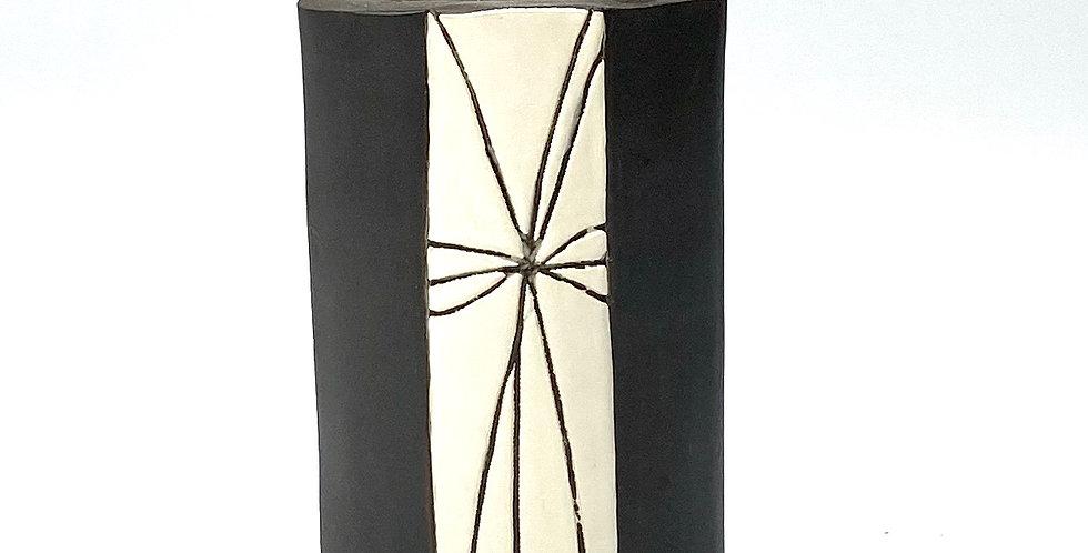Marquise Cross Vase