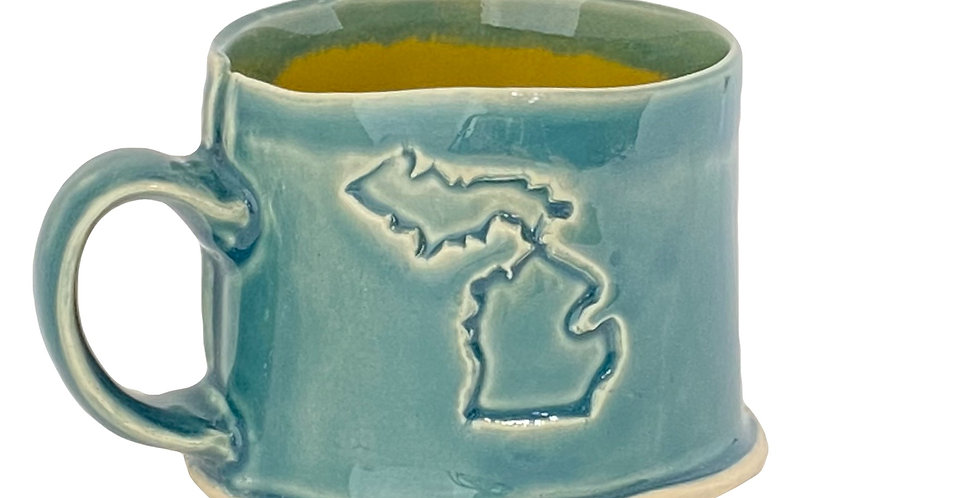 Cherry and Michigan Mug