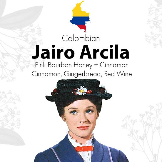 Colombia Jairo Arcila Honey Cinnamon