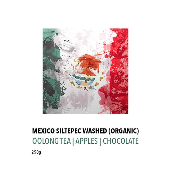 Mexico Siltepec Washed (Organic)