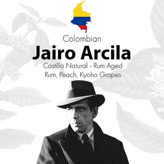 Colombia Jairo Arcila Natural Rum Aged