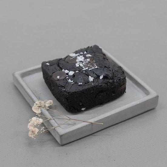 Original Dark Chocolate & Sea Salt Brownie