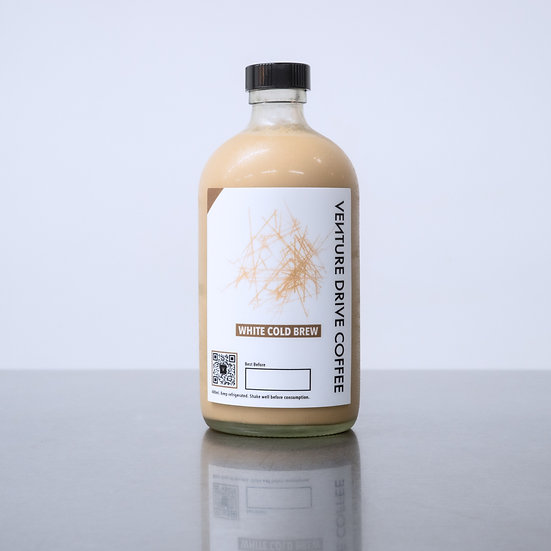 White Cold Brew Coffee 480ml (ONLINE EXCLUSIVE)