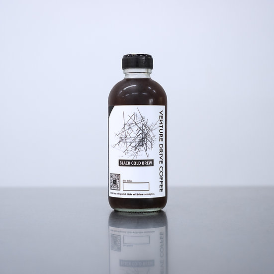 Black Cold Brew Coffee 250ml