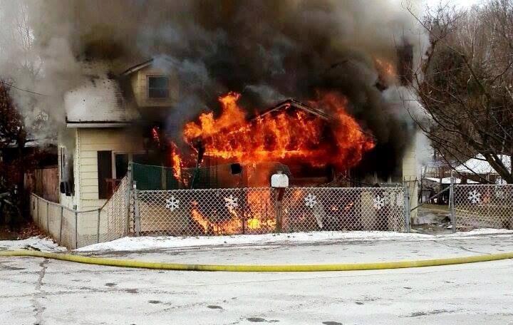 Glendale Residential Fire