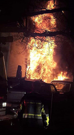 1/28/16 - West Pittston Fire