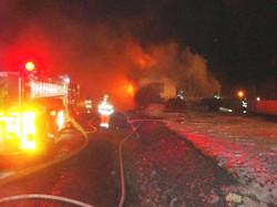 3/22/15 - Suscon Rd. Fire