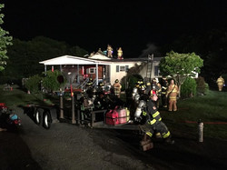 6/7/15 - Chapel Rd, Structure Fire