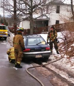 3/4/15 - Vehicle Fire
