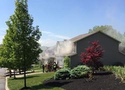 5/23/16 - Pittston Twp. Fire