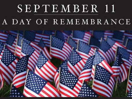 September 11th Memorial Mass