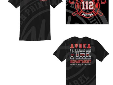 Avoca Fire Department Store!