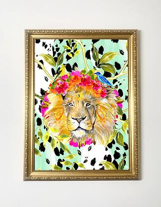 GLAM LION