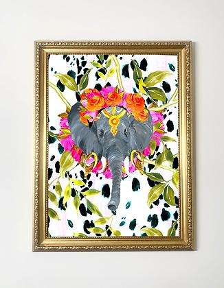 GLAM ELEPHANT
