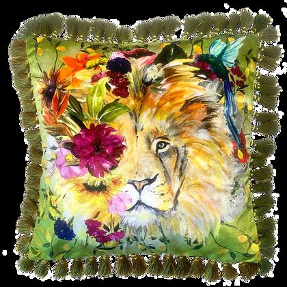 KING LION CUSHION